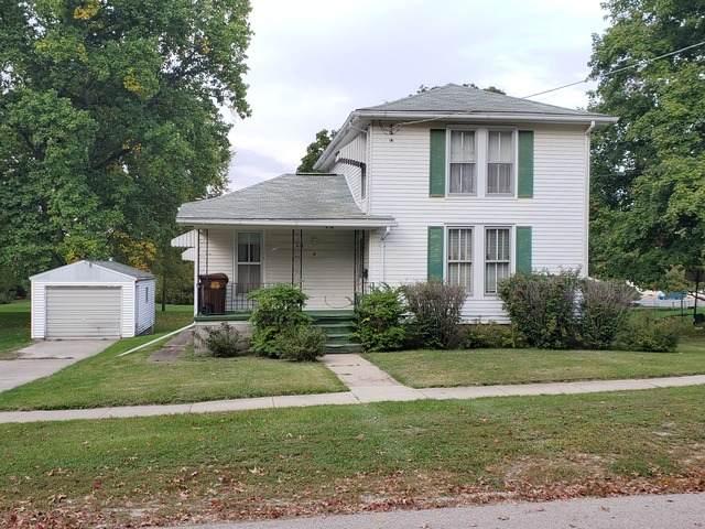 416 W 3rd Street, Prophetstown, IL 61277 (MLS #10883477) :: John Lyons Real Estate