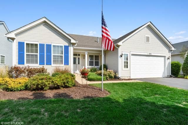 707 Bohannon Circle, Oswego, IL 60543 (MLS #10883530) :: Lewke Partners