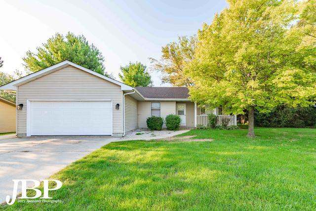 265 W Fuller Drive, Waterman, IL 60556 (MLS #10883561) :: Jacqui Miller Homes