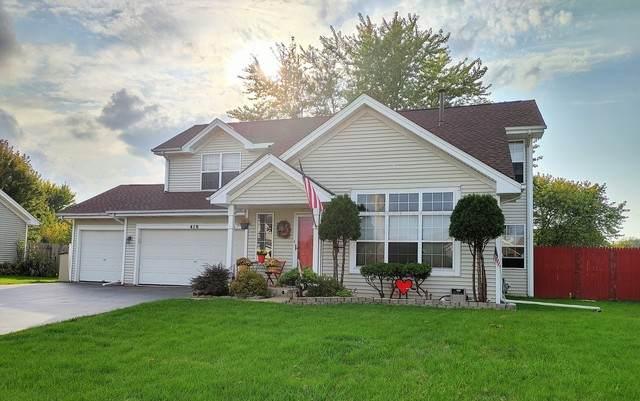410 Applewood Lane, Belvidere, IL 61008 (MLS #10883576) :: John Lyons Real Estate