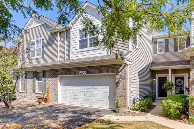 24245 Leski Lane #0, Plainfield, IL 60585 (MLS #10883630) :: Property Consultants Realty