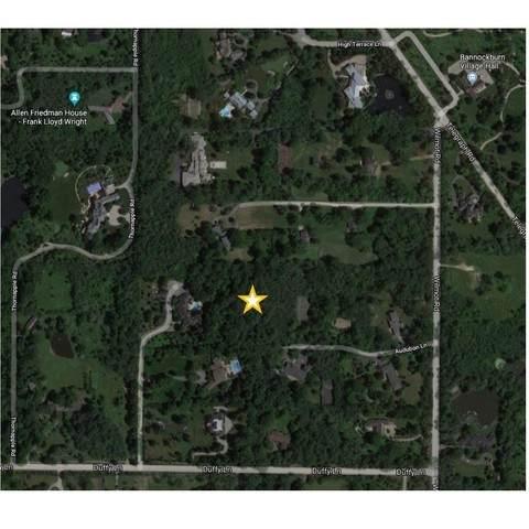0 Audubon Lane, Bannockburn, IL 60015 (MLS #10883665) :: Property Consultants Realty