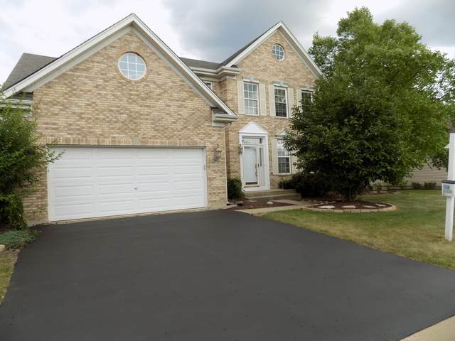 5382 Galloway Drive, Hoffman Estates, IL 60192 (MLS #10883669) :: Littlefield Group