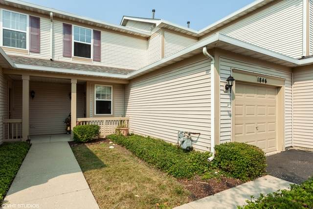 1846 N Wentworth Circle, Romeoville, IL 60446 (MLS #10883685) :: O'Neil Property Group
