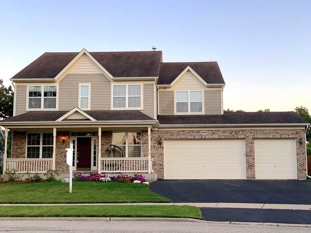 2544 Savanna Drive, Wauconda, IL 60084 (MLS #10883707) :: Property Consultants Realty