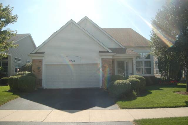 21543 W Larch Drive, Plainfield, IL 60544 (MLS #10883741) :: Littlefield Group