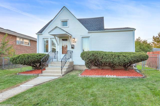 4328 Hirschberg Avenue, Schiller Park, IL 60176 (MLS #10883780) :: Property Consultants Realty