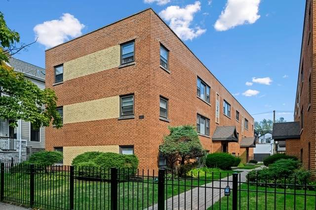 4637 N Hermitage Avenue 1B, Chicago, IL 60640 (MLS #10883783) :: Littlefield Group