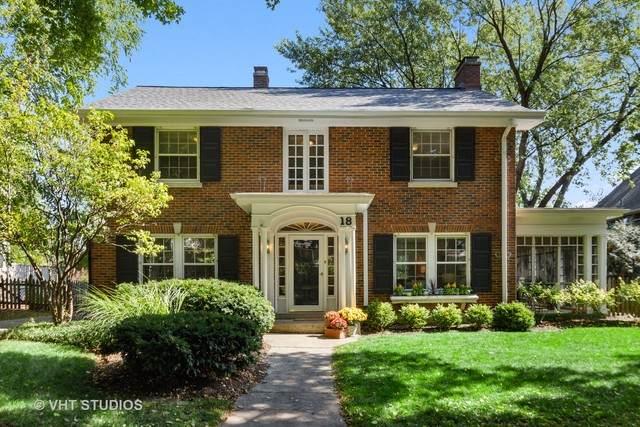 18 S Columbia Street, Naperville, IL 60540 (MLS #10883791) :: Helen Oliveri Real Estate