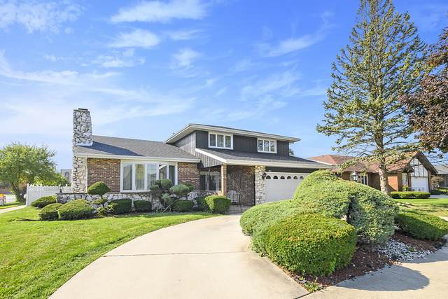 4021 W 93rd Street, Oak Lawn, IL 60453 (MLS #10883809) :: Helen Oliveri Real Estate