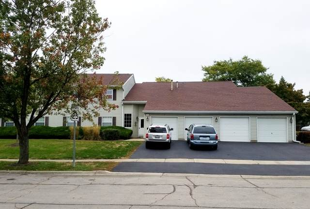15 Gant Circle D, Streamwood, IL 60107 (MLS #10883831) :: The Wexler Group at Keller Williams Preferred Realty