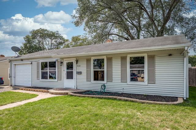 632 Kingston Drive, Romeoville, IL 60446 (MLS #10883850) :: Littlefield Group