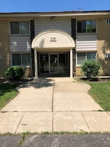 530 Chase Drive #1, Clarendon Hills, IL 60514 (MLS #10883860) :: Helen Oliveri Real Estate