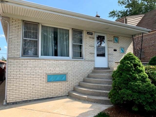 6335 S Kenneth Avenue, Chicago, IL 60629 (MLS #10883875) :: John Lyons Real Estate