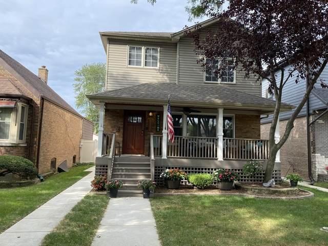 11310 S Talman Avenue, Chicago, IL 60655 (MLS #10883892) :: John Lyons Real Estate