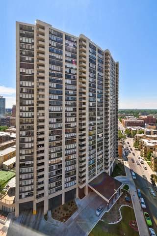 3930 N Pine Grove Avenue #509, Chicago, IL 60613 (MLS #10883927) :: John Lyons Real Estate