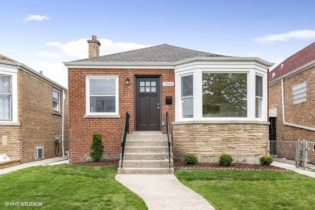5920 W Henderson Street, Chicago, IL 60634 (MLS #10883967) :: The Wexler Group at Keller Williams Preferred Realty