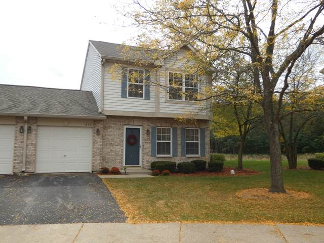 1152 N Village Drive, Round Lake Beach, IL 60073 (MLS #10884008) :: John Lyons Real Estate