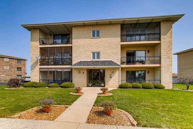 17029 Grissom Drive 3S, Tinley Park, IL 60477 (MLS #10884009) :: John Lyons Real Estate