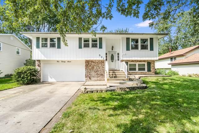 527 Parkshore Drive, Shorewood, IL 60404 (MLS #10884014) :: John Lyons Real Estate