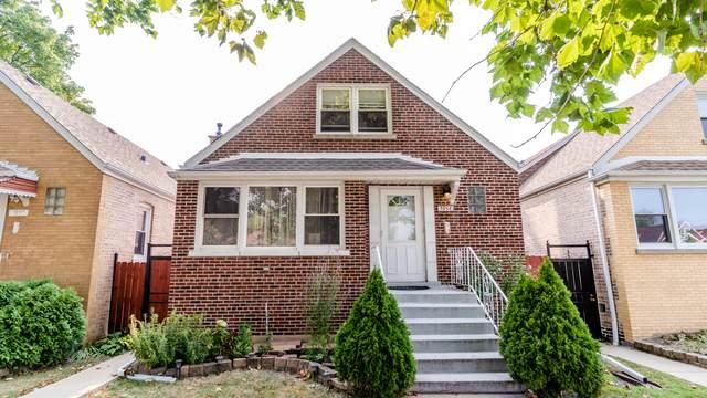 5954 S Kostner Avenue, Chicago, IL 60629 (MLS #10884028) :: John Lyons Real Estate