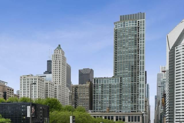 130 N Garland Court #2503, Chicago, IL 60602 (MLS #10884062) :: Littlefield Group