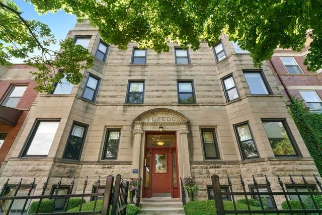 4440 N Dover Street 3S, Chicago, IL 60640 (MLS #10884102) :: Property Consultants Realty