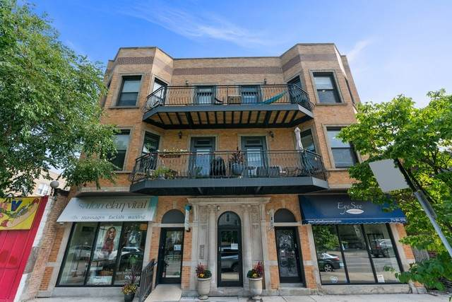 4735 N Damen Avenue 3F, Chicago, IL 60625 (MLS #10884107) :: Helen Oliveri Real Estate