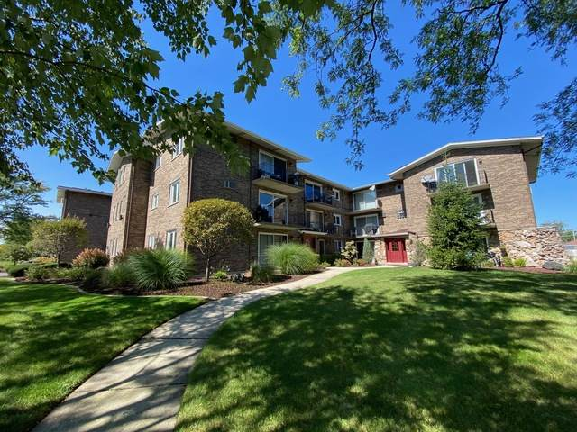 9032 W 140th Street 2D, Orland Park, IL 60462 (MLS #10884115) :: Property Consultants Realty