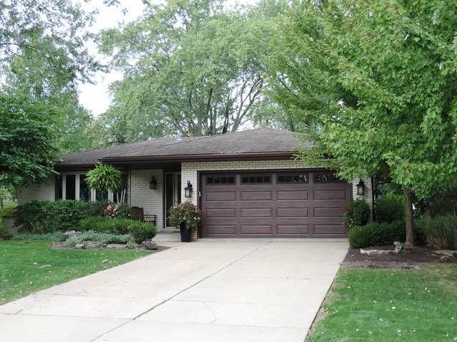 14640 Oakley Avenue, Orland Park, IL 60462 (MLS #10884117) :: John Lyons Real Estate