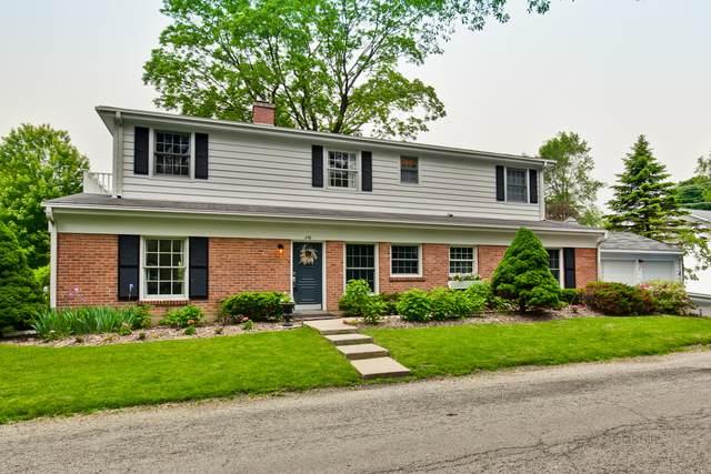248 Circle Drive, Lake Bluff, IL 60044 (MLS #10884146) :: Helen Oliveri Real Estate
