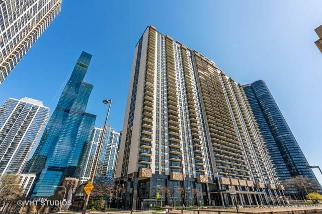 400 E Randolph Street #2307, Chicago, IL 60601 (MLS #10884160) :: Helen Oliveri Real Estate