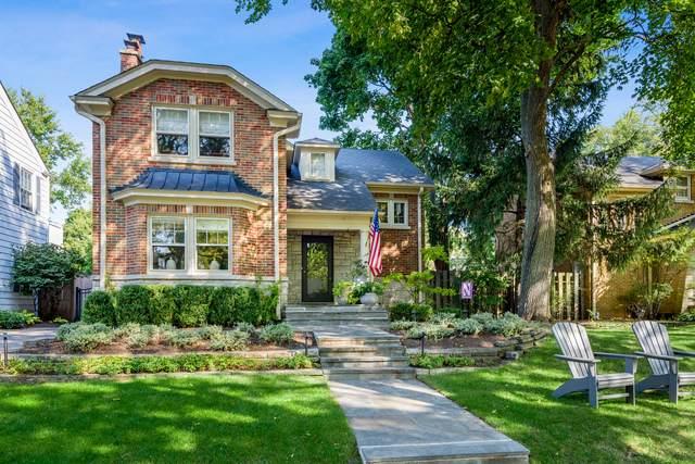 1926 Greenwood Avenue, Wilmette, IL 60091 (MLS #10884178) :: Littlefield Group