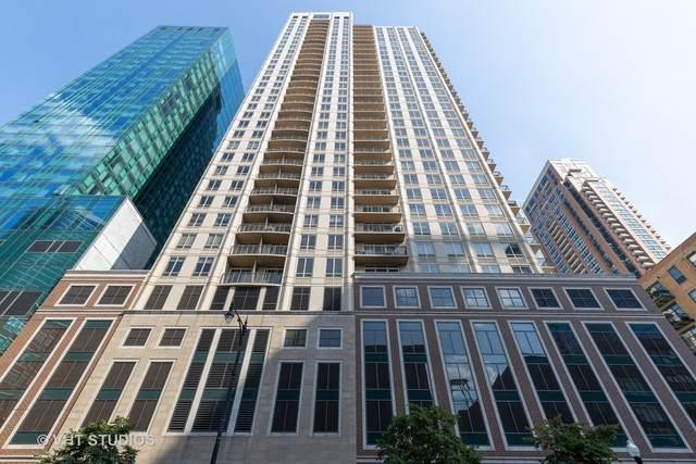 1111 S Wabash Avenue #1107, Chicago, IL 60605 (MLS #10884243) :: Littlefield Group