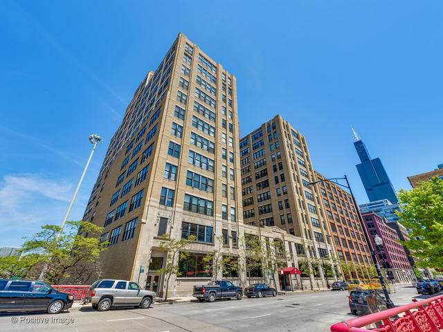 728 W Jackson Boulevard #811, Chicago, IL 60661 (MLS #10884257) :: BN Homes Group