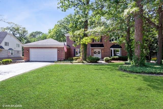 6484 Sioux Trail, Indian Head Park, IL 60525 (MLS #10884284) :: Janet Jurich