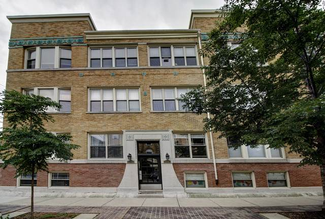 1215 W Sunnyside Avenue #3, Chicago, IL 60640 (MLS #10884291) :: Property Consultants Realty