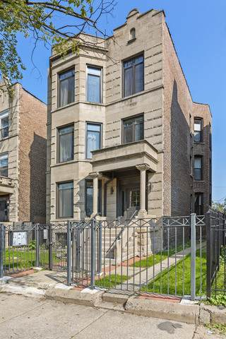 6409 S Maryland Avenue #1, Chicago, IL 60637 (MLS #10884313) :: John Lyons Real Estate