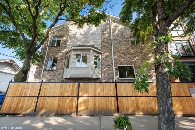 1646 W Julian Street A, Chicago, IL 60622 (MLS #10884314) :: Helen Oliveri Real Estate