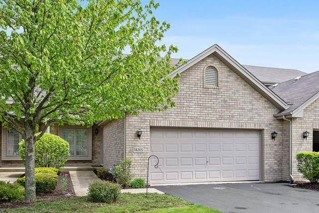 18205 Newcastle Court, Tinley Park, IL 60487 (MLS #10884330) :: Littlefield Group