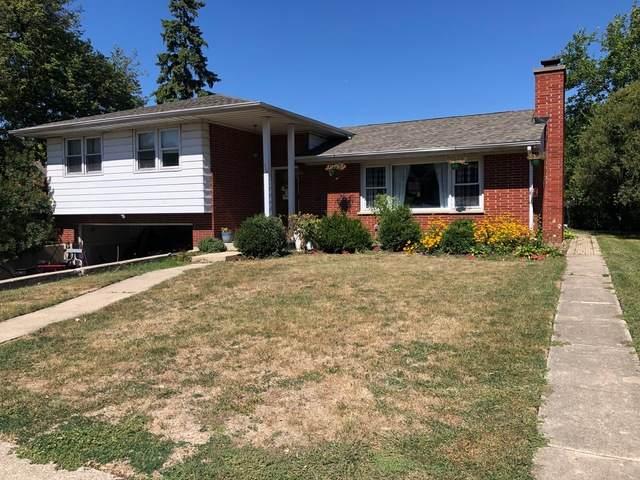 114 E Lahon Street, Park Ridge, IL 60068 (MLS #10884352) :: Helen Oliveri Real Estate