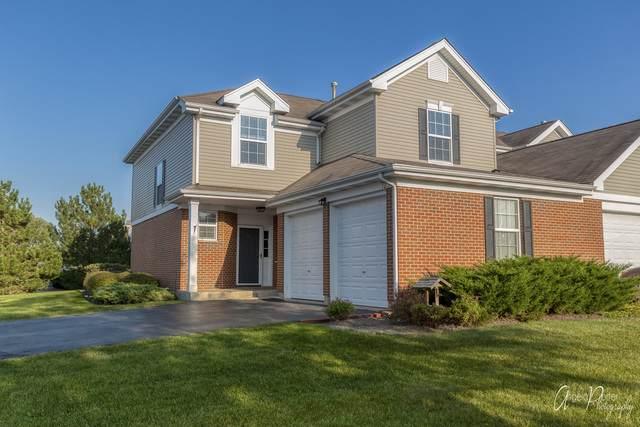 725 Legend Lane 16-1, Mchenry, IL 60050 (MLS #10884397) :: John Lyons Real Estate