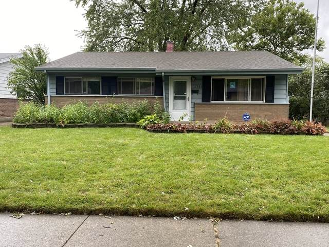 17206 Henry Street, Lansing, IL 60438 (MLS #10884412) :: Property Consultants Realty