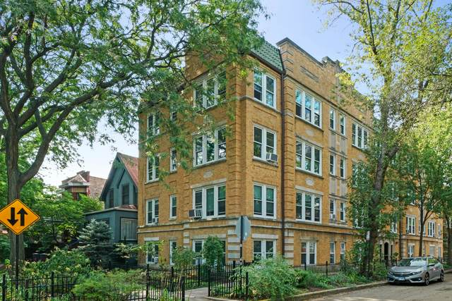 1243 W Ardmore Avenue #2, Chicago, IL 60660 (MLS #10884429) :: The Wexler Group at Keller Williams Preferred Realty