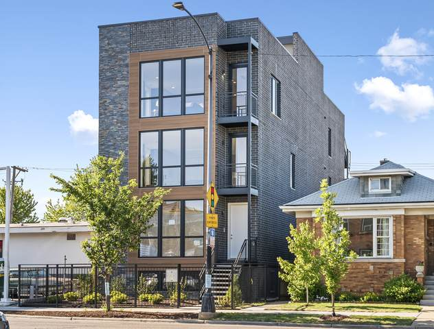 2342 W Foster Avenue #3, Chicago, IL 60625 (MLS #10884610) :: Helen Oliveri Real Estate