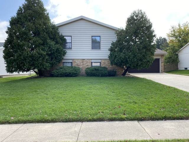 312 S Evergreen Lane, Bloomington, IL 61704 (MLS #10884653) :: Janet Jurich