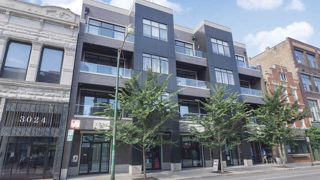 3026 N Lincoln Avenue 3B, Chicago, IL 60657 (MLS #10884668) :: Littlefield Group