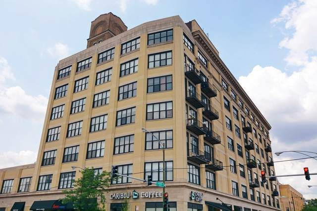 1601 W School Street #414, Chicago, IL 60657 (MLS #10884735) :: Littlefield Group