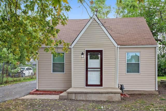 7034 W 72nd Street, Chicago, IL 60638 (MLS #10884737) :: Helen Oliveri Real Estate
