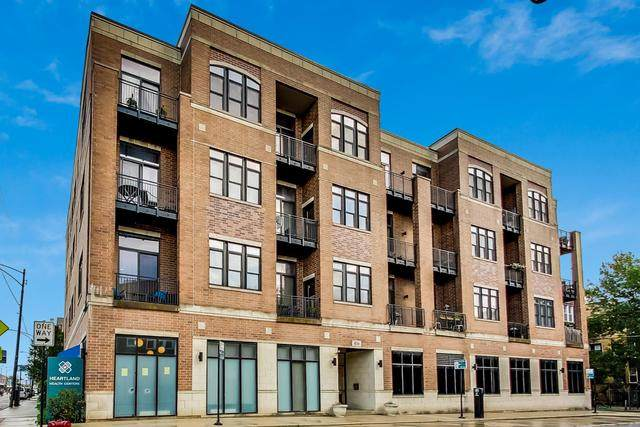4755 N Washtenaw Avenue #401, Chicago, IL 60625 (MLS #10884932) :: Helen Oliveri Real Estate